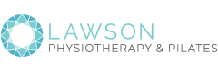 Lawson Physiotherapy and Pilates Mobile Logo